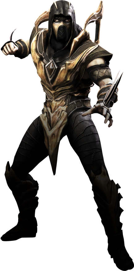 scorpion injustice wiki guide ign #30421
