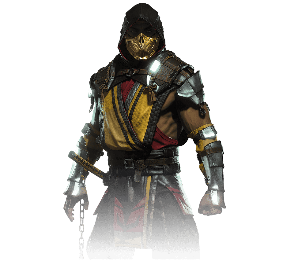 scorpion, mortal kombat all characters fatalities and more pbomb #30429