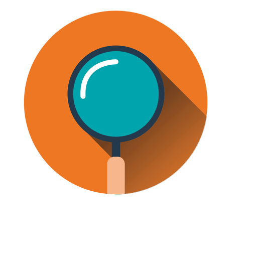 search, circle icon transparent png svg vector #26236