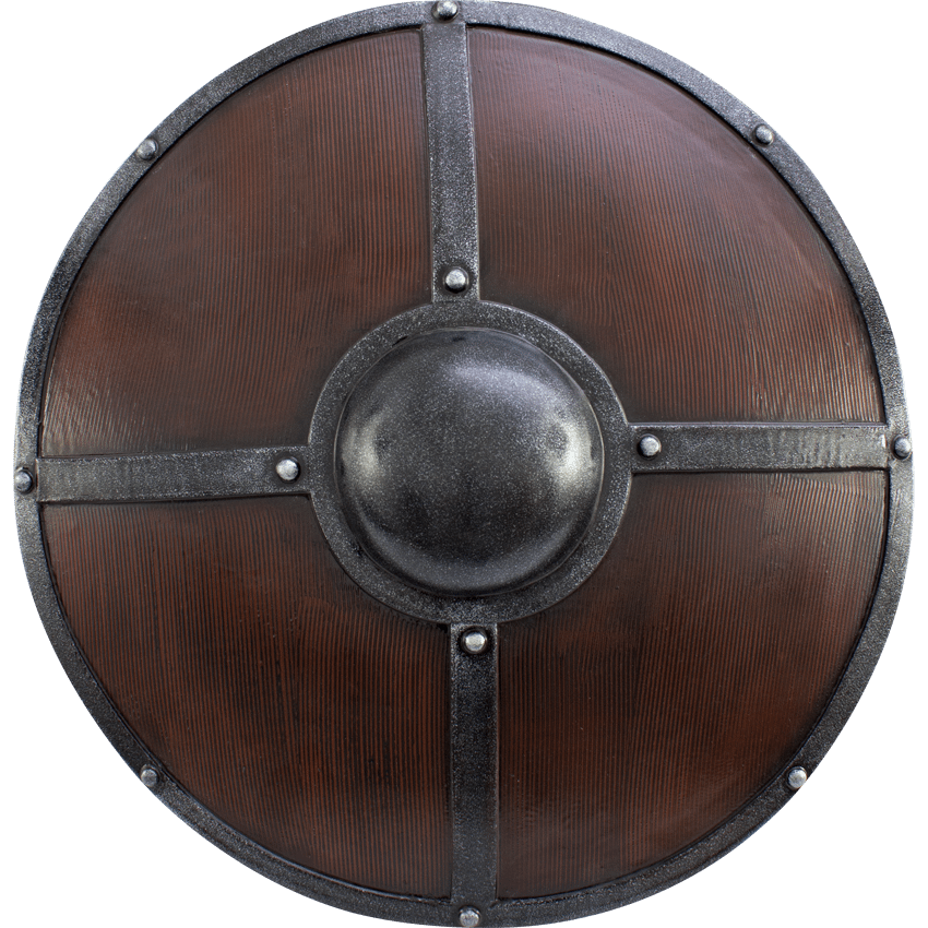 ironshod larp viking shield swords might #22829