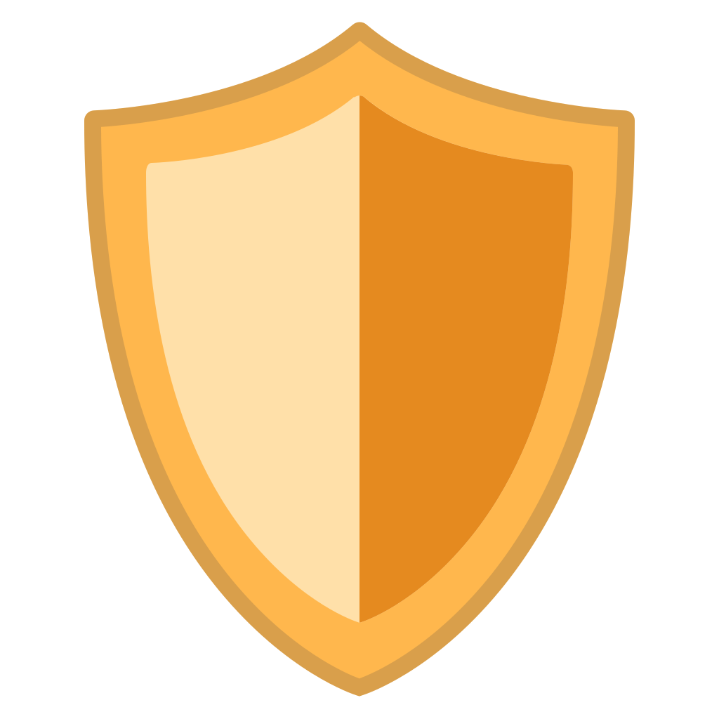 shield icon noto emoji objects iconset google #22871