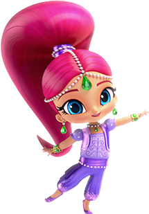 Shimmer And Shine Png Images Cartoon Animations Free Download Free Transparent Png Logos