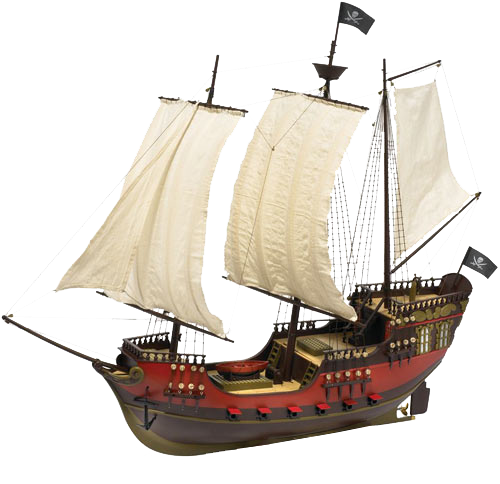 pirate ship transparent background #17097