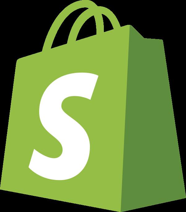 shopify bag logo png 6880 free transparent png logos
