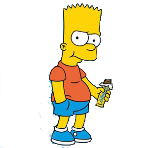 cartoon characters more simpsons png photos #12701