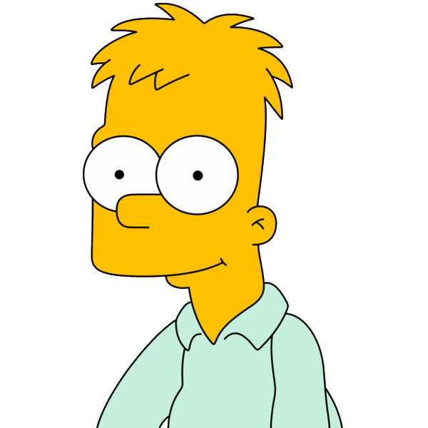 cartoon characters simpsons png pack #12698