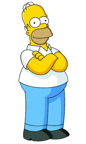 homer simpson simpsons wiki fandom powered wikia #12729