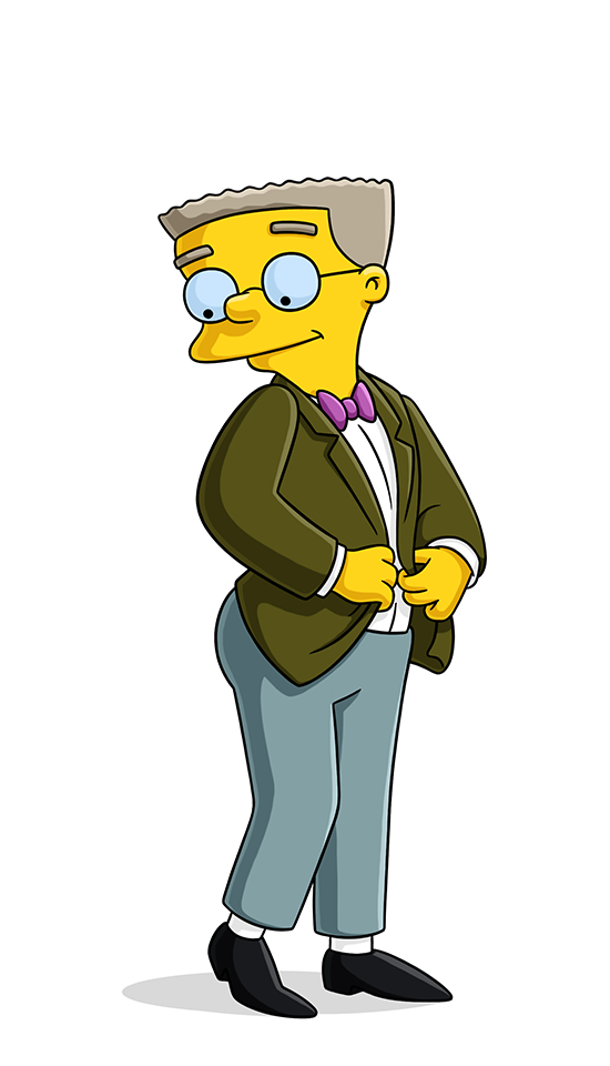 smithers simpsons world fxx #12693