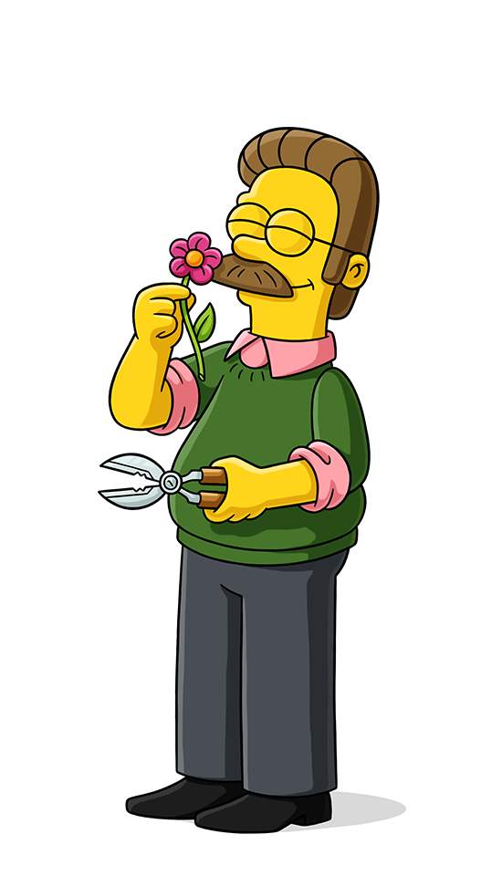 thomas dafoe studios the simpsons characters png pack #12676