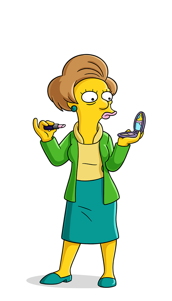 thomas dafoe studios the simpsons characters png pack #12727