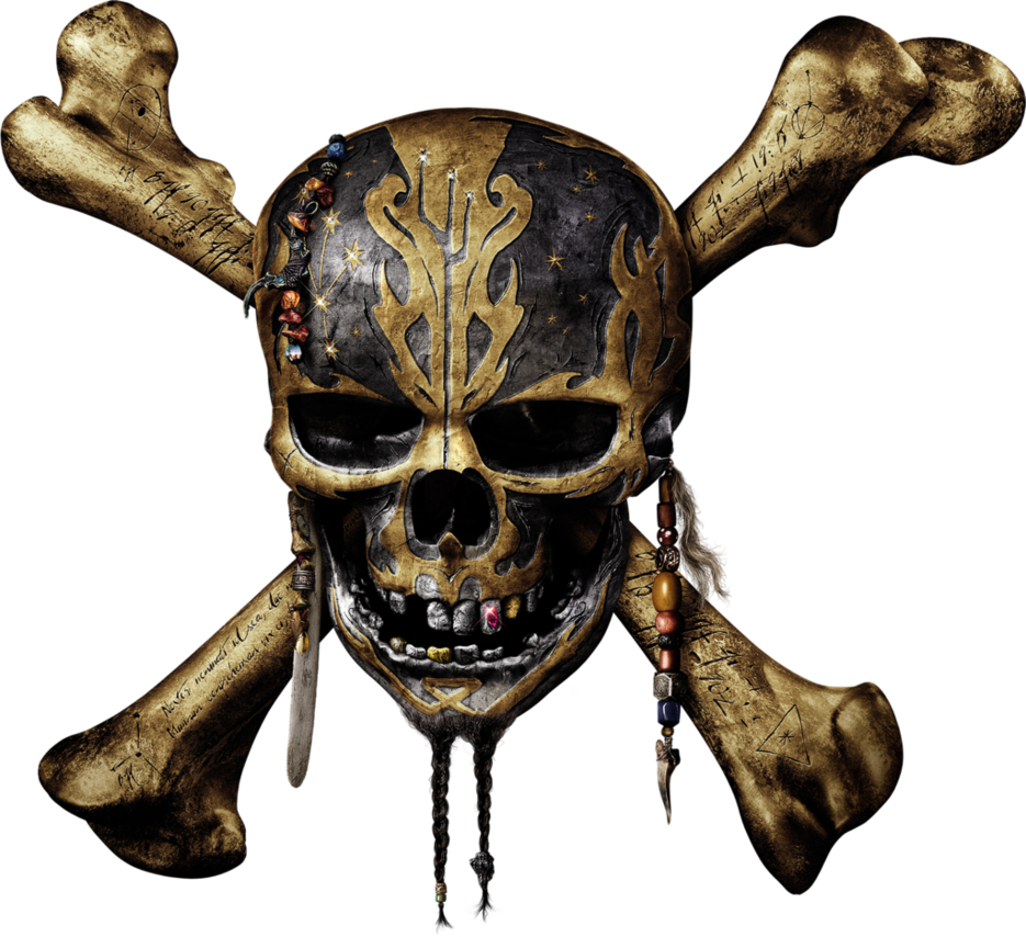 pirates the caribbean skull png sachso #13810