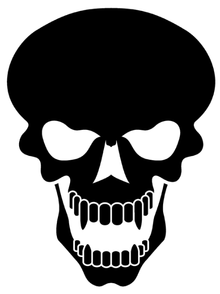skull png images the symbol death png only #13743