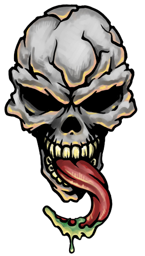 skull tattoo png transparent images png only #13796