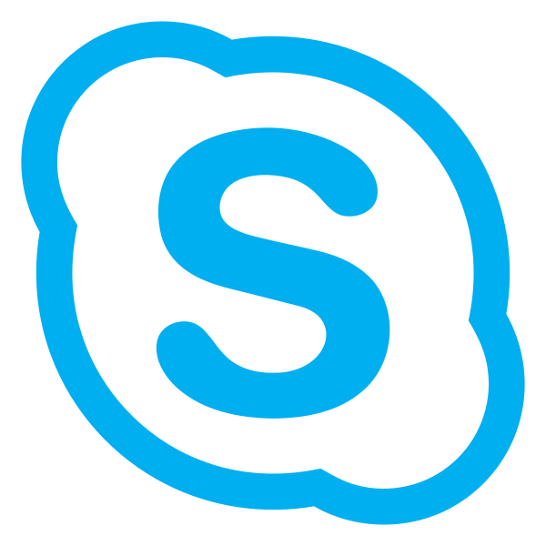 skype logo, file microsoft skype for business logo svg wikimedia commons #19863