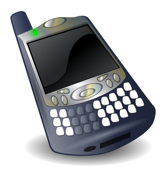 illustration treo smartphone png mobile #12083