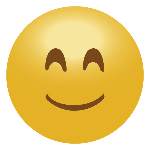 happy smile emoji emoticon icon transparent png svg vector #17278