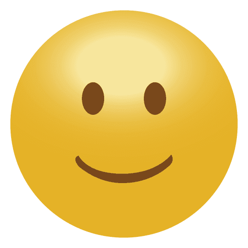 smile emoticon emoji transparent png svg vector #17259