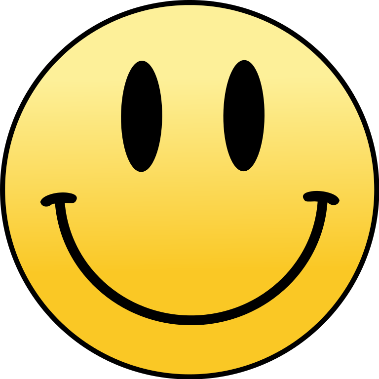 smile, file smiley face svg wikimedia commons #17262