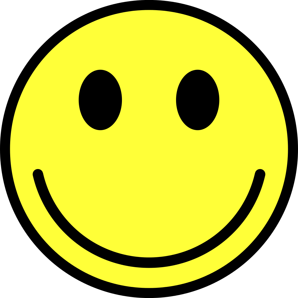 smile, file smiley icon svg wikimedia commons #17256