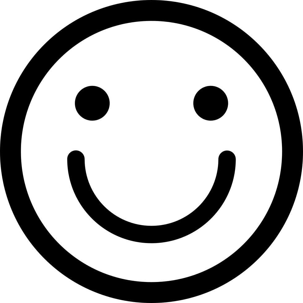 smile svg png icon download #17288