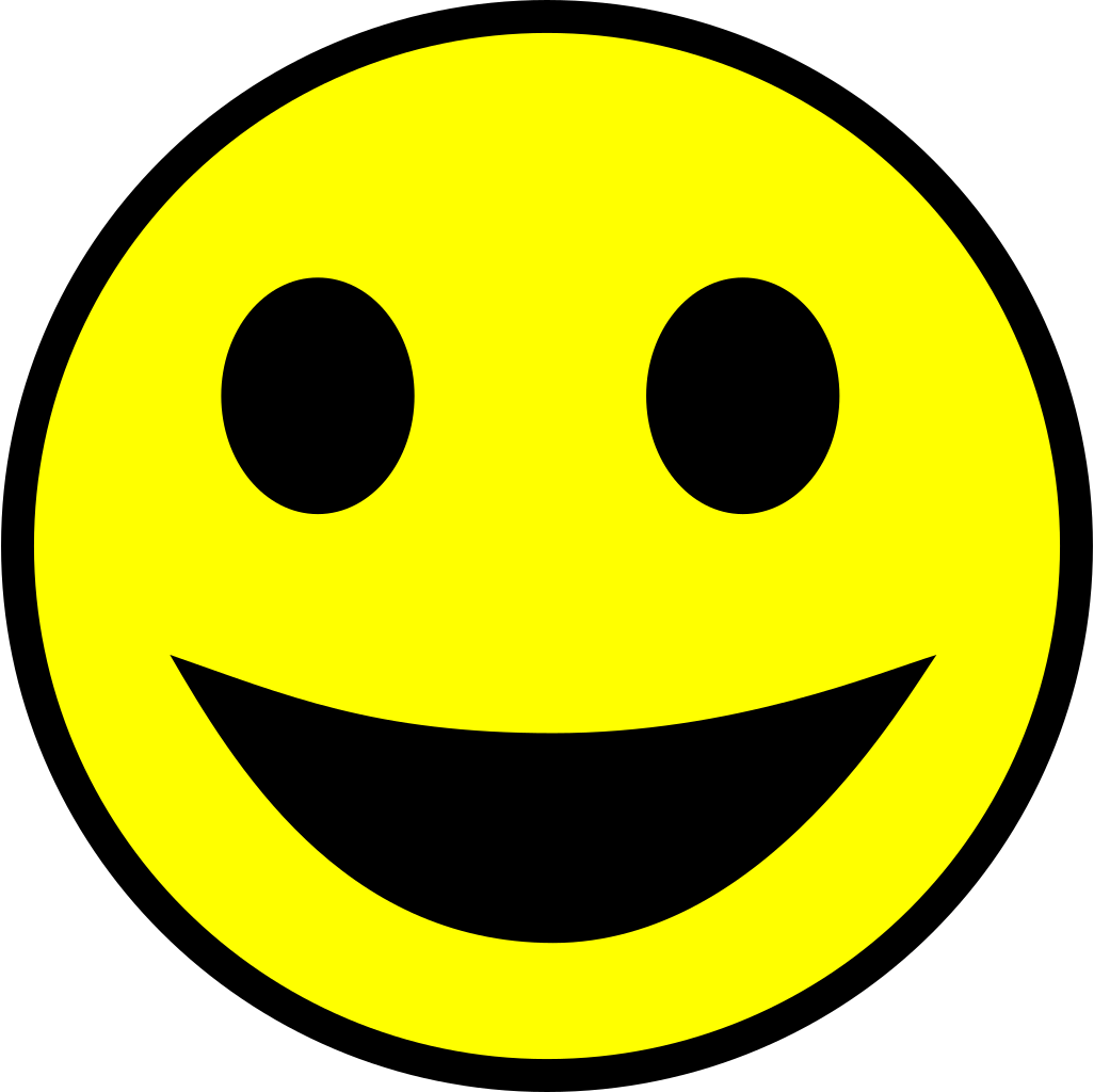 file classic smiley svg wikimedia commons #9894