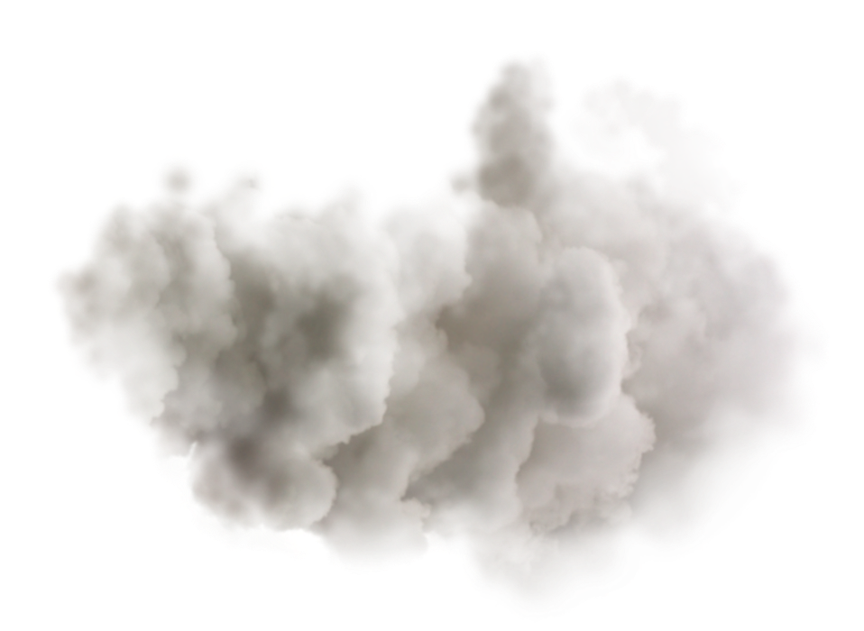 smoke smoking cloud clouds fog dots ftestickers #33801