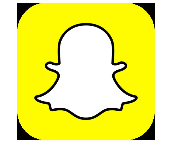 snapchat logo png 1450   free transparent png logos
