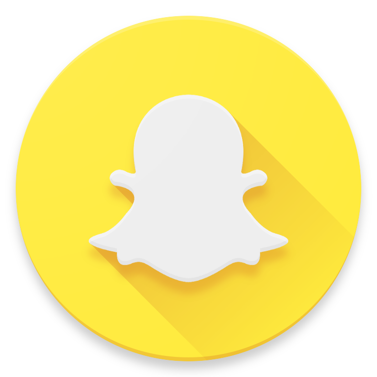 snapchat logo transparent