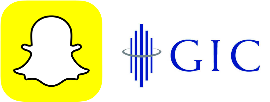 snapchat logo with GIC png