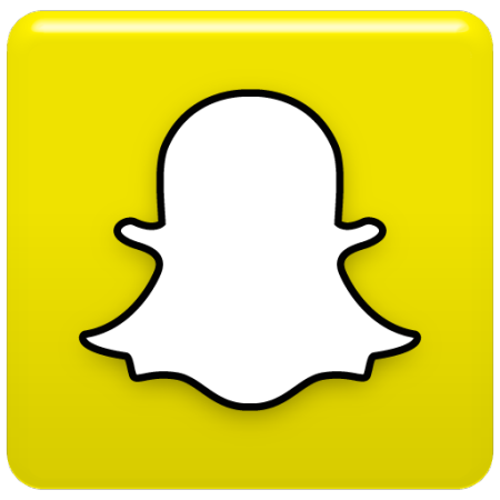 snapchat social logo png