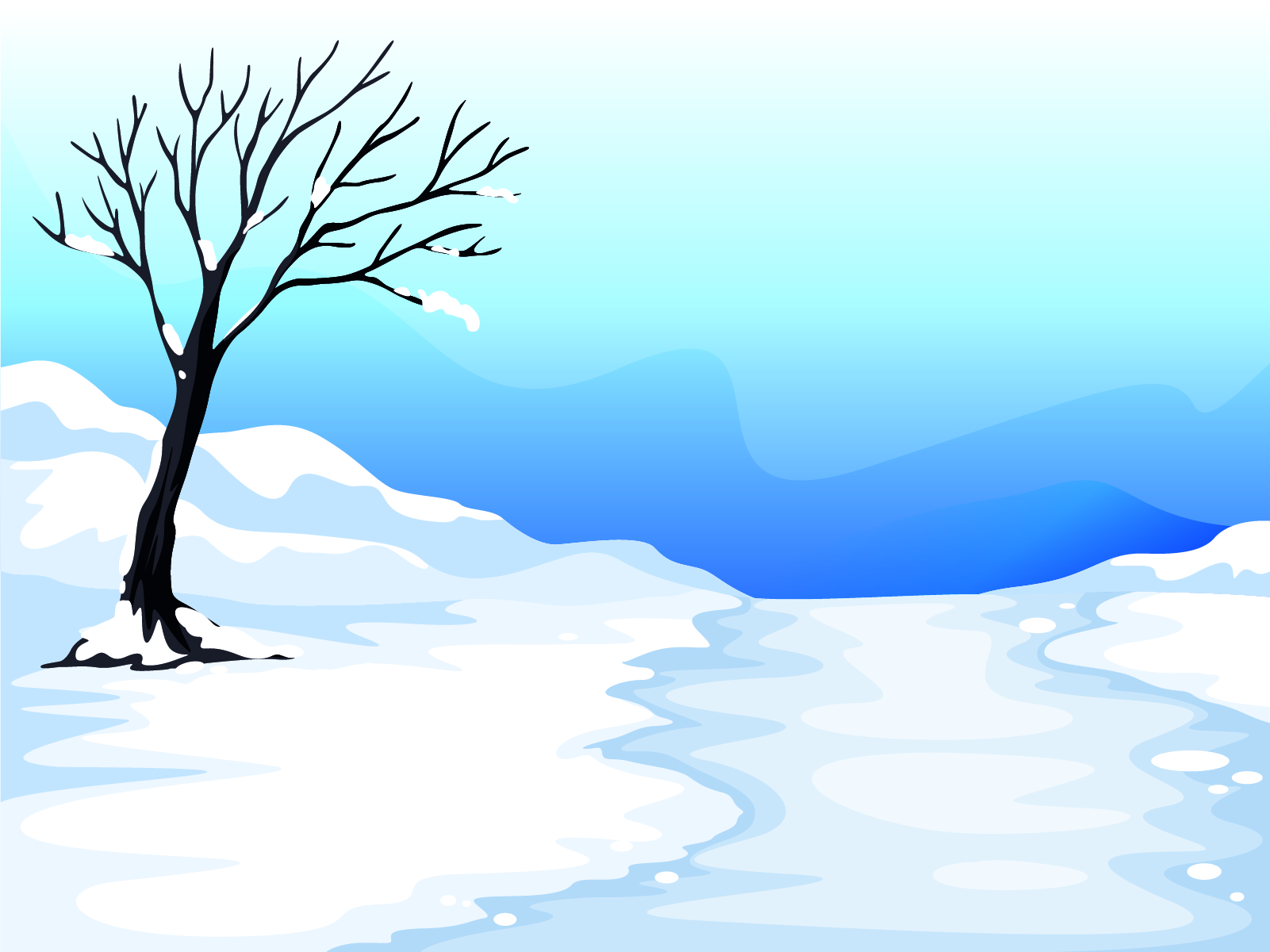 snow snowy animated cliparts download clip art #32966