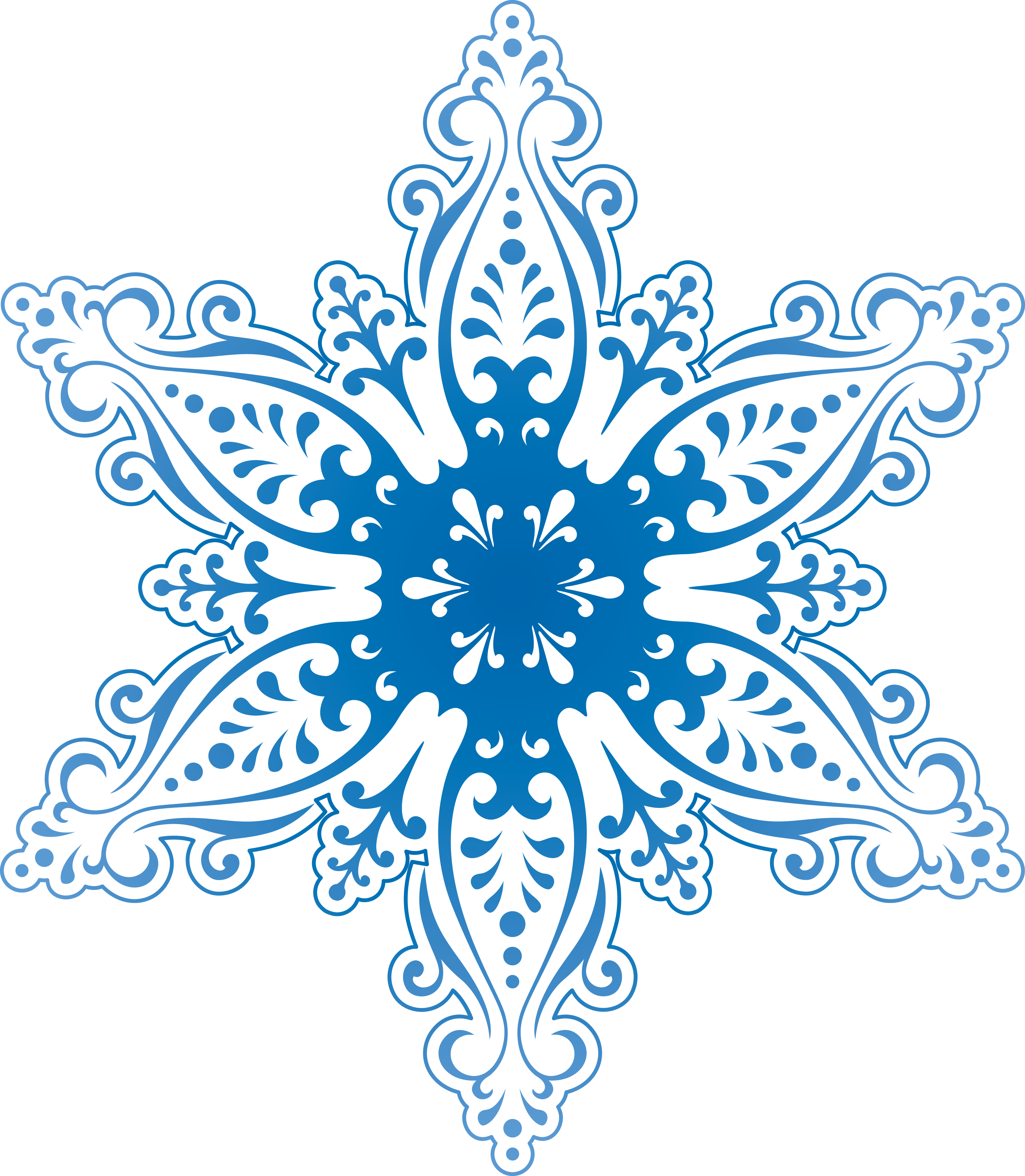 best snowflake png clipartionm #10543
