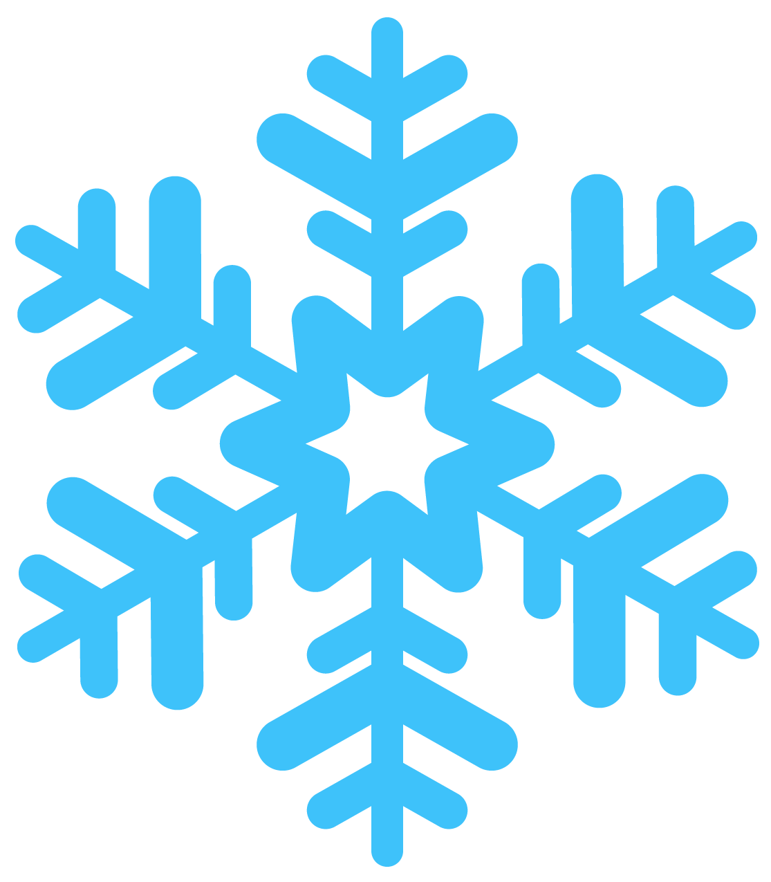 best snowflake png clipartionm #10489