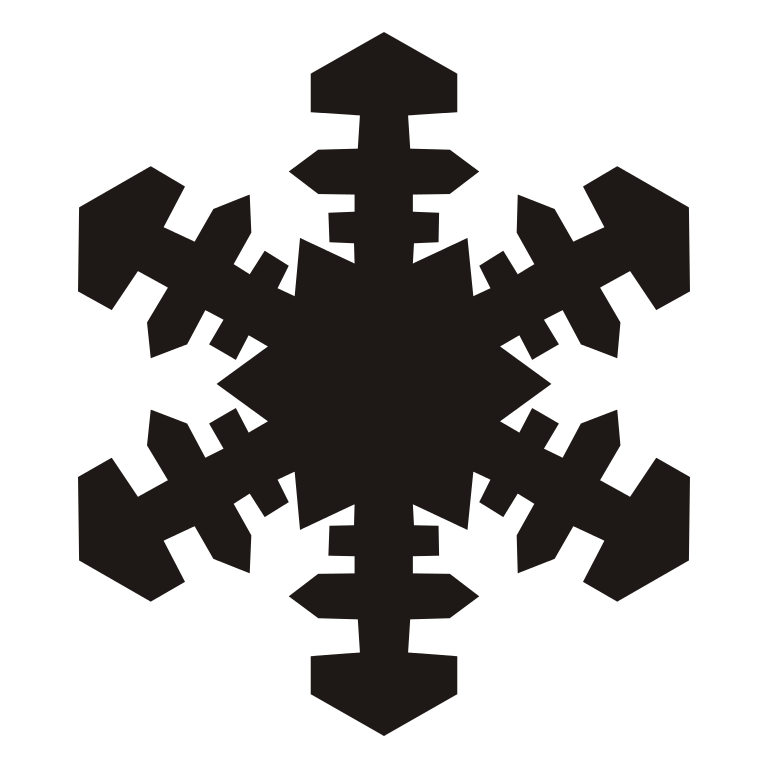 file snowflake svg wikimedia commons #10509