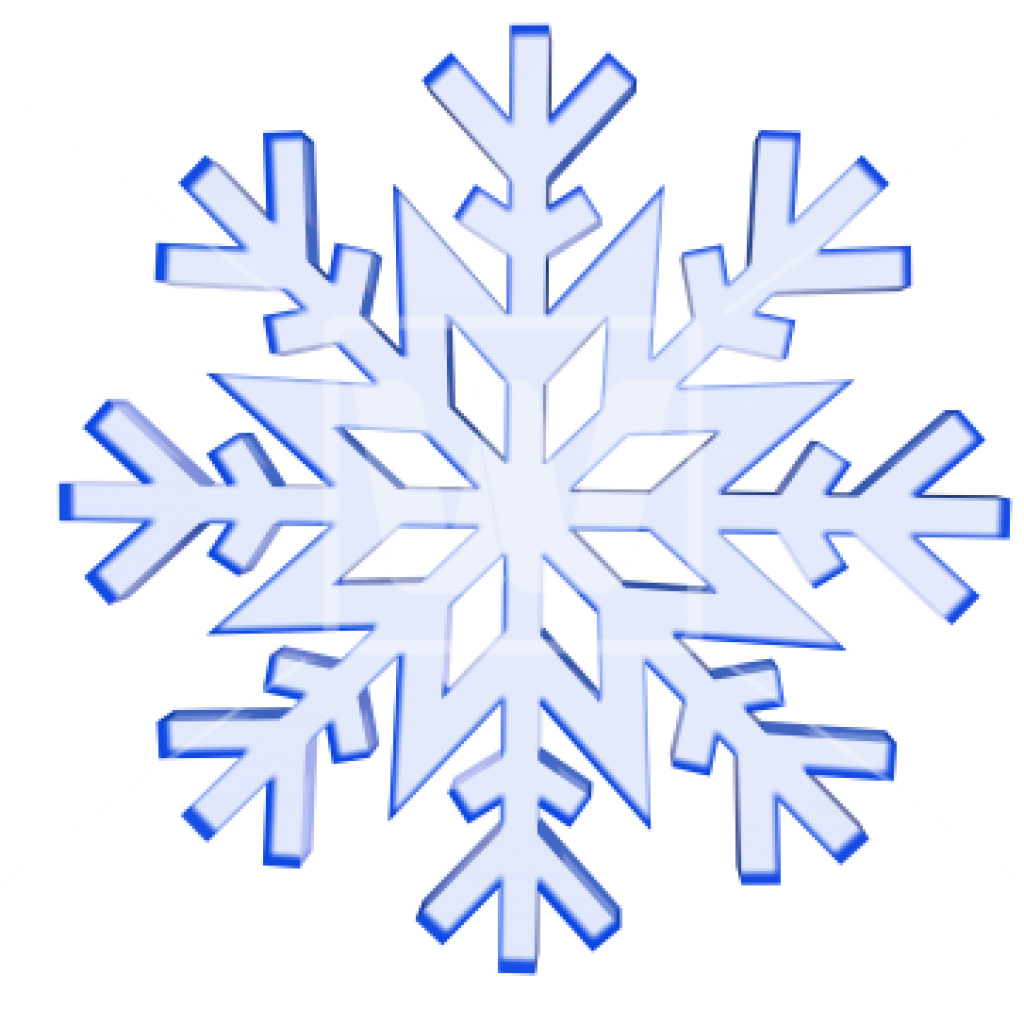 snowflake clip art black and white techflourish #10519