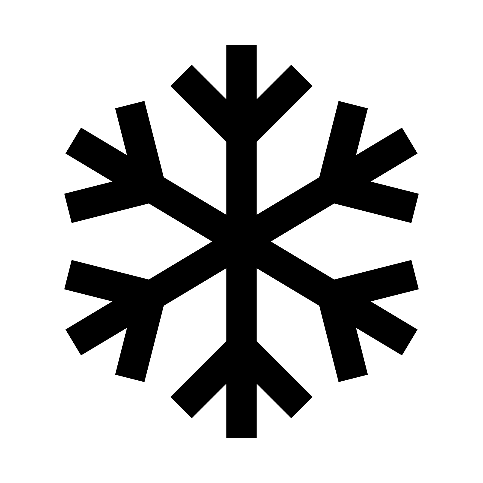 snowflake icon download icons #10533