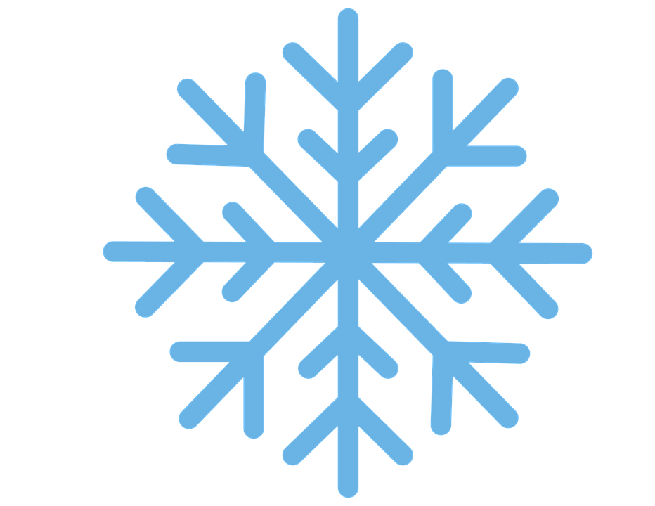 snowflake snow winter image pixabay #10494