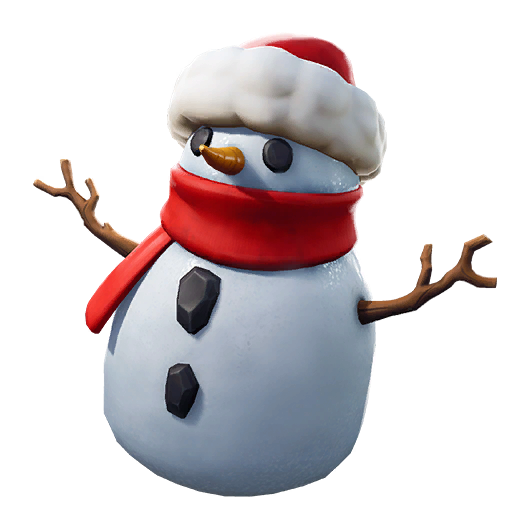 new sneaky snowman consumable leaked from the #23873