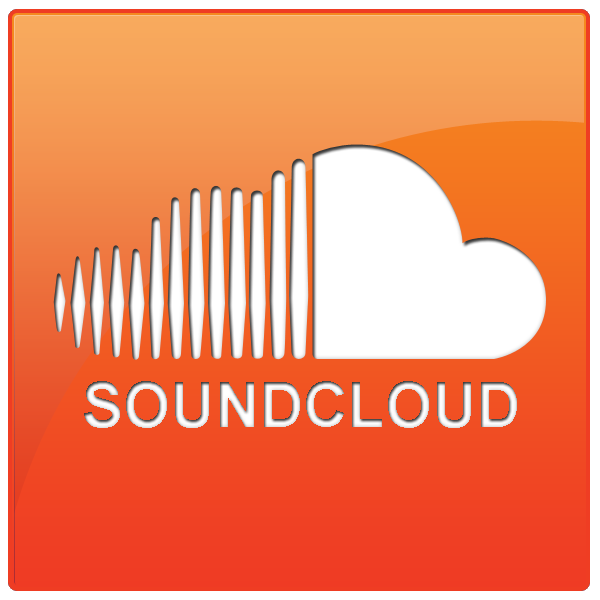 soundcloud logo, vector icon file page newdesignfilem #28203