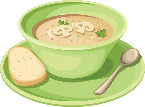 plate soup clipart explore pictures clipartpost #32611