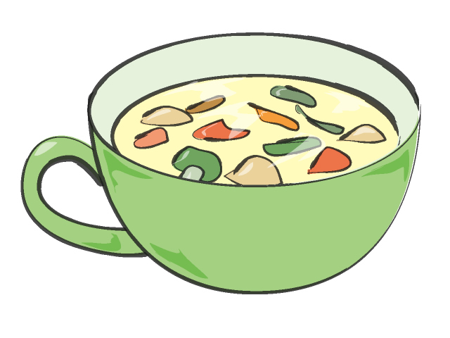 vegetable soup clipart clipart panda clipart images #32604