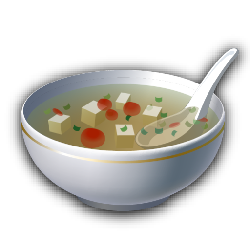 recipe soup icon recipes iconset lemon liu #30350