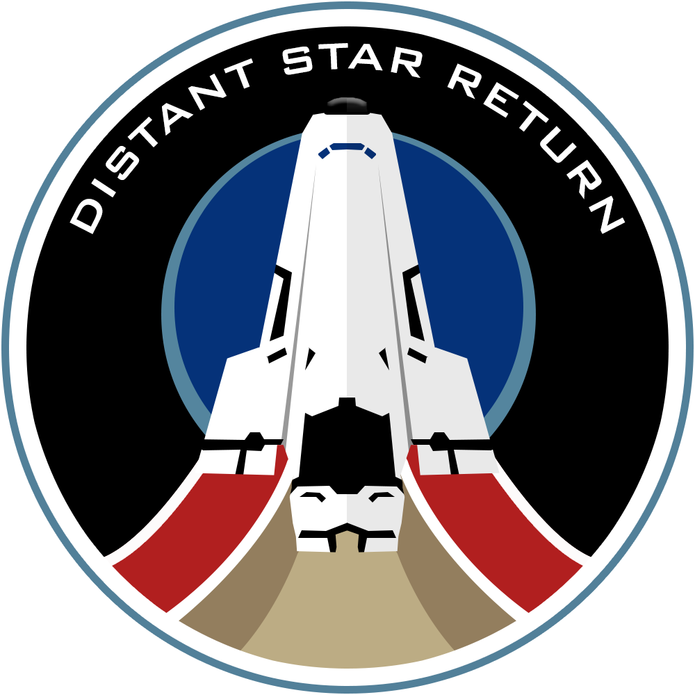 air us space force logo png distant star return #41310