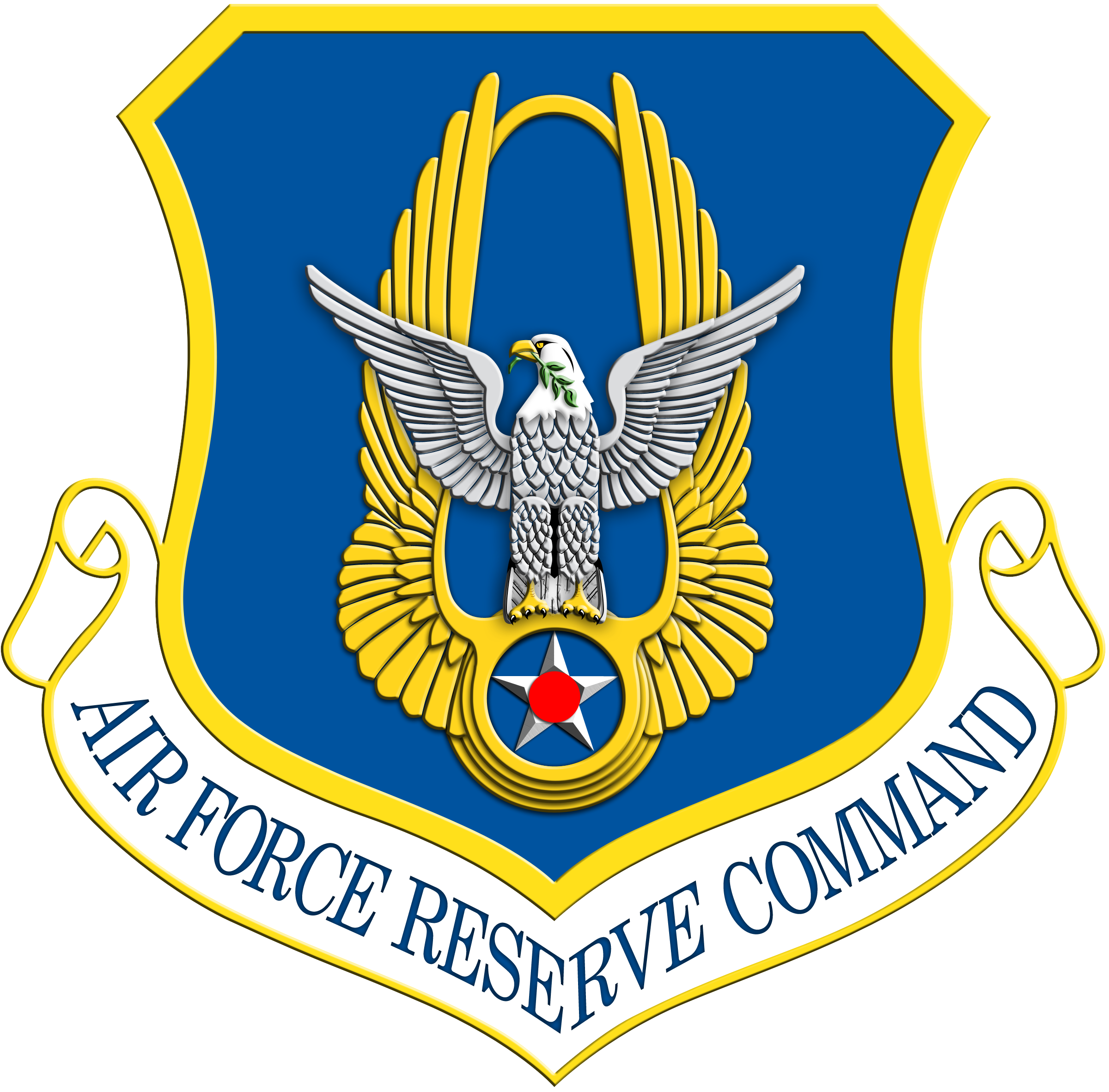 air space force reserve command logo #41313