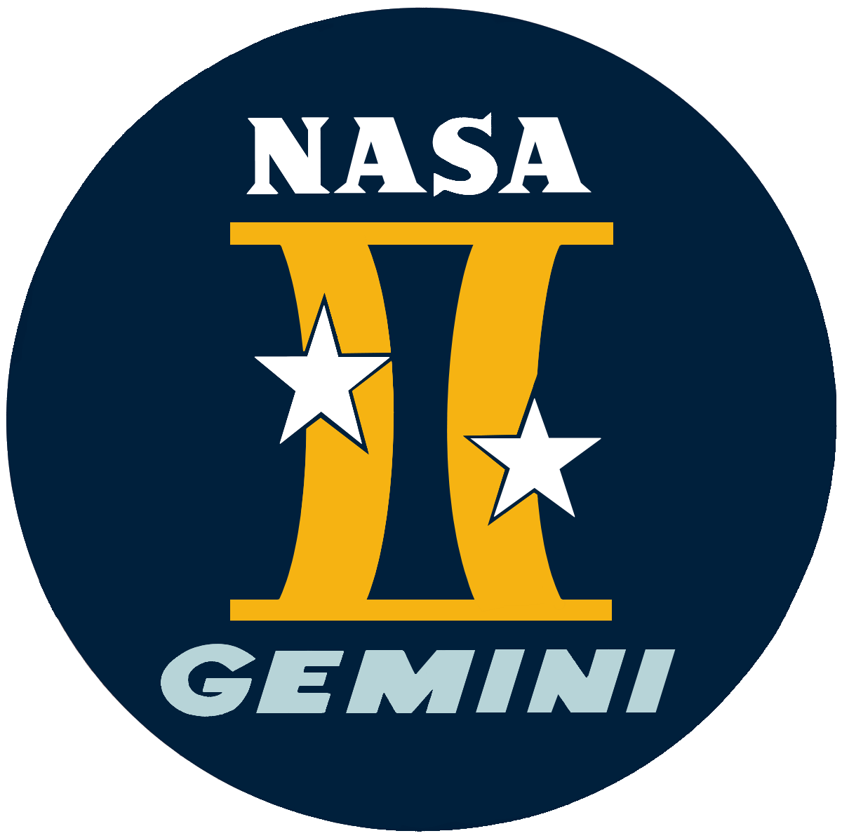 Nasa gemini, us space force logo #41316