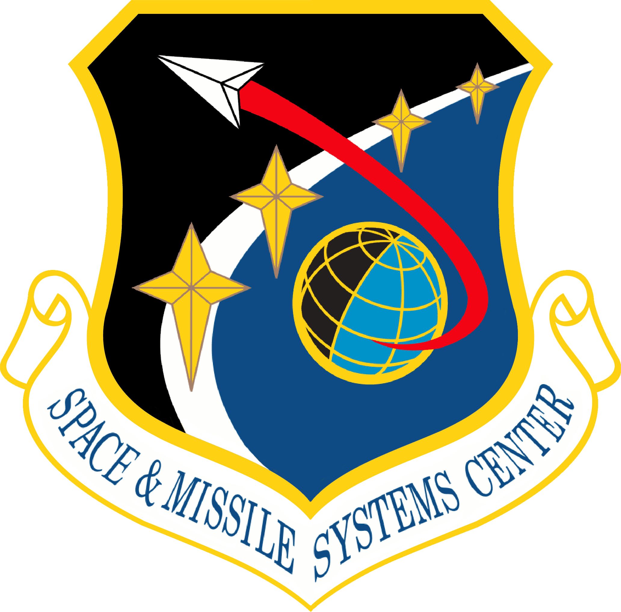 Space and Missile Systems Center Logo transparent #41297