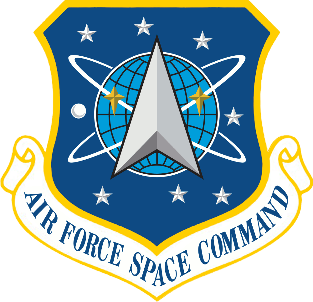 space force hd logos air force space command transparent png #41298