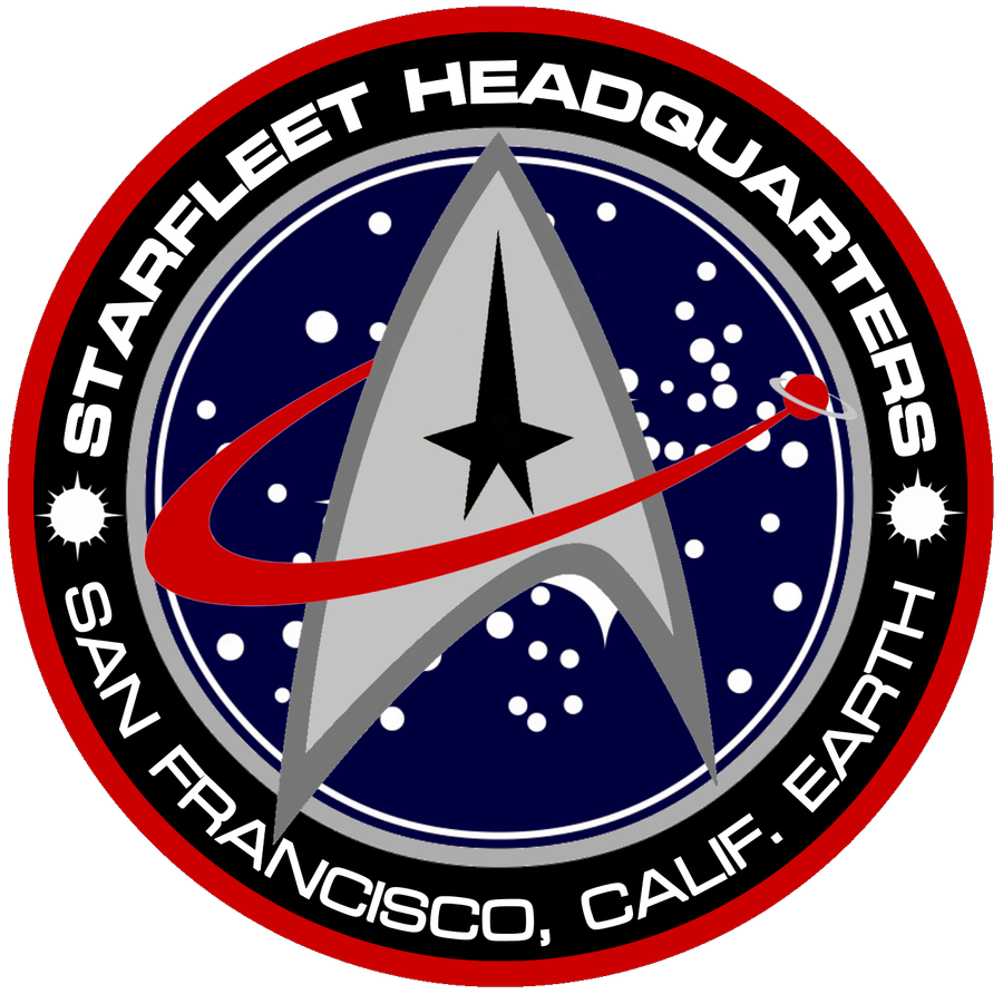 starleet headquarters logo png san francisco, calf. earth, speace force #41291