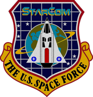 The us space force corp logo png by viperaviator #41305