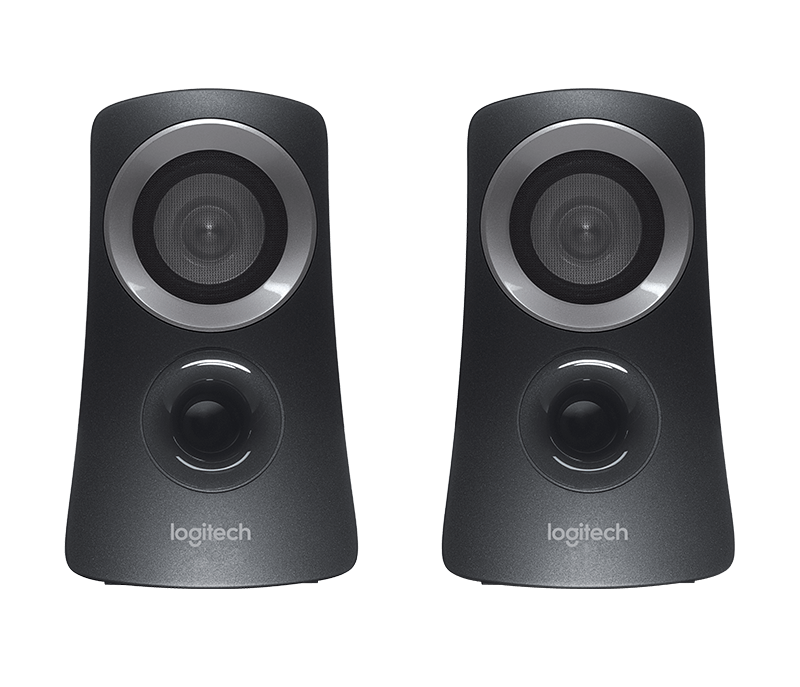 logitech computer speaker system with subwoofer 16054